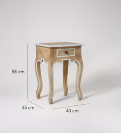 Isabelle Bedside Table | Swoon Editions