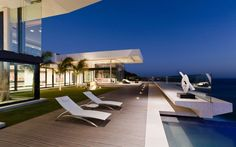 Villa Sow in Dakar by SAOTA | HomeDSGN, a daily source for inspiration and fresh ideas on interior design and home decoration.