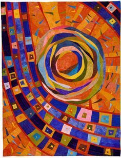 This is a quilt by Cher Cartwright.