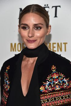 Olivia Palermo - Moet And Chandon Celebrates 25 Years At The Golden Globes - Red Carpet - January 8, 2016