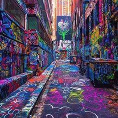 Melbourne #streetart