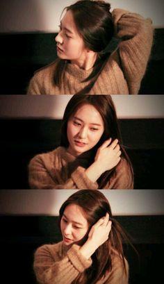 ─[✧]─ pιɴтereѕт: мrѕprwɴĸle Krystal Fx, Jessica & Krystal, Jessica Jung, Krystal Jung Fashion, Sulli, Her Smile, Woman Crush, Snsd, Girl Crushes