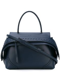 TOD'S tote bag. #tods #bags #leather #hand bags #tote #