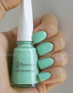Flormar 424 Manicure Ideas, Manicure And Pedicure, Keep It Simple, Nail Polishes, Pretty Nails, My Nails, Swatch, Beauty Products, Nailart