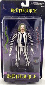 Cult Classic Icons 7 Inch Action Figure Series 2 - Beetlejuice White Suit