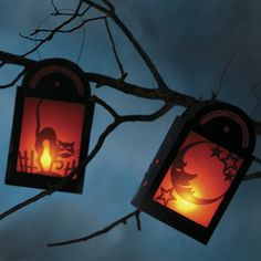 Rucus Studio Halloween Lanterns