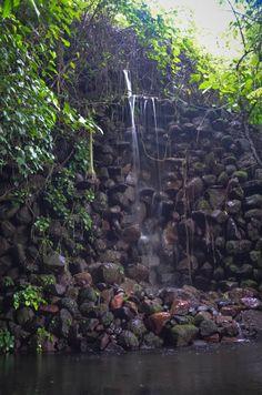 Cascada Encantada at Jardín Botánico La Laguna   San Salvador, El Salvador