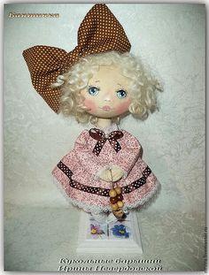 Doll Bantichka. Irina Neverdolvskaya