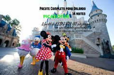 ORLANDO - DISNEY | PicadoTur - Consultoria em Viagens | Agencia de viagem | picadotur@gmail.com | (13) 98153-4577 | Temos whatsapp, facebook, skype, twiter.. e mais! Siga nos|