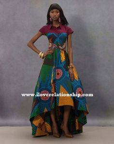 show Nigerian  ankara style | nigerian latest ankara fashion style on www.iloverelationship.com