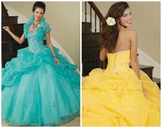 Vizcaya Quinceañera Dresses by Mori Lee- Style 88023. Organza with beading, matching bolero & corset back. Available to order in the following colors: Deep Aqua, Bright Yellow, & White. If you have any questions about ordering, sizing, color or dress availability please contact Perfection Prom & Bridal at (813) 621-1991. We are conveniently located at 10312 Bloomingdale Avenue Riverview, FL 33578.