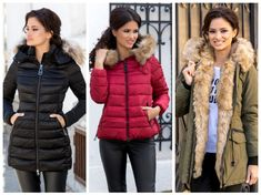 Winter Jackets, Cats, Fashion, Winter Coats, Moda, Gatos, Winter Vest Outfits, Fashion Styles, Cat