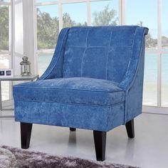 Kansas Wingback Chair   Wayfair