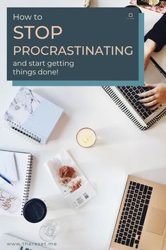 We all procrastinate to some extent. But for some of us if it becomes habitual and it can really get in the way of getting stuff done, leaving us deflated and feeling hopeless. Let us give you some simple, practical ways you can overcome procrastination. #TheReset #productivity #entrepreneurlife #goaldigger #achievemore