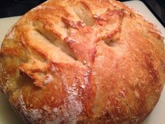 No Knead Bread in a Hurry Recipe. Same great taste as no knead bread but takes less time. This is one recipe you will want to keep making over and over again.