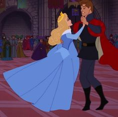 Princess Aurora Blue Dress | Disney Princess Which of Aurora's dresses do you like best?