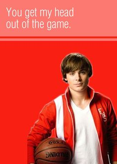 "Let's start with our star player, Mr. Troy Bolton. | Community Post: 20 ""High School Musical"" Valentines To Give To Your Boo"
