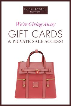 RSVP now to get exclusive  early access to our private sale, and you could score a $500 gift card too!