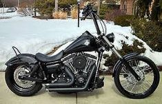 harley davidson wide glide - Google Search