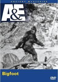 "(DVD) ""Bigfoot"" An A&E Ancient Mysteries Production"