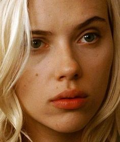 It is fantastic to have the person you love and make it your life,keep you MOLE ON THE FACE, and practically be soul mates.  #scarlettjohansson #scarlett #johansson  You're my other half.