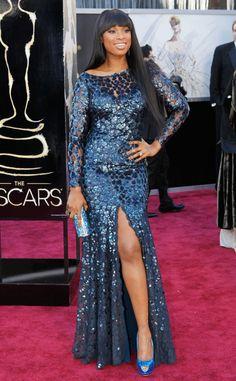 Jennifer Hudson, Oscars 2013