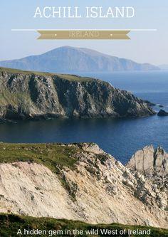 Achill Island - a hidden gem in the wild West of Ireland
