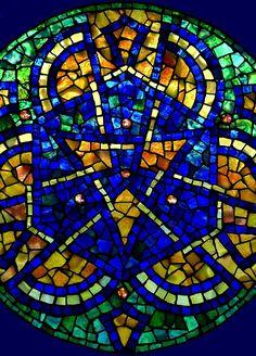 Fine Art Greeting Card from David Chidgey -  Art Glass Mosaics ArtGlassMosaics.com