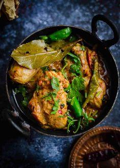 Asian Chicken, Chicken Tikka, Lemon Chicken, Karahi Recipe, Pakistani Dishes, Chicken Karahi, Jeera Rice, Boneless Chicken Thighs, Indian Food Recipes