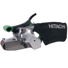 Shop Hitachi 9-Amp Belt Sander at Lowes.com