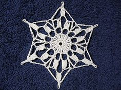 Ravelry: April Snowflake pattern by Busy-Bee-Lmt