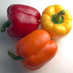 A medium-size red bell pepper boasts more than 200 percent of the daily value of vitamin C. Eating more vitamin C-rich foods may help to protect skin cells from the sun's harmful rays as research suggests that vitamin C may promote the repair of DNA that's been damaged by UV rays.