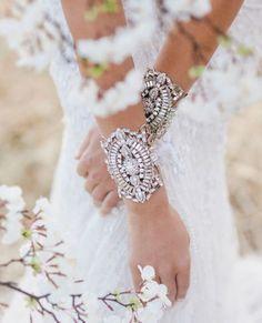 Samantha Wills Bridal Cuff