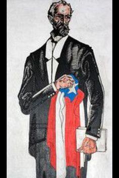 EUGENIO MARÍA DE HOSTOS nació en el barrio Río Cañas, de Mayagüez, el 11 de enero de 1839. Fueron sus padres don Eugenio de Hostos y Rodríguez y doña Hilaria de Bonilla y Cintrón. Fue bautizado en la iglesia parroquial de Nuestra Señora de la Candelaria, de dicha ciudad, el 12 de abril del mismo año. De Hostos y Bonilla se destacó en toda Latinoamérica como filósofo, pedagogo, escritor, sociólogo, periodista y firme defensor de la independencia de Puerto Rico, y de los derechos de la mujer…