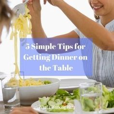 5 tips for getting dinner on the table Meals For Four, Meals For The Week, Easy Meal Plans, Easy Meals, Beachbody Meal Plan, Super Easy Dinner, Clean Eating Dinner, Quick Dinner Recipes, Weekly Menu