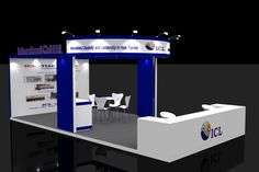 Your exhibition set up must be well appealing to the eyes of the viewers. #ExhibitionDesign #StandDesign  Drop your query for all your exhibition stand needs kunal@universalexhibitions.com