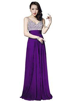 Faironly M2044 Damen Abendkleider (XXL, Lila) FairOnly http://www.amazon.de/dp/B00TCGUVPM/ref=cm_sw_r_pi_dp_ujd-ub1J99G8Y