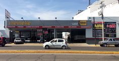 Meineke. Culiacán | Rotulación y publicidad exterior