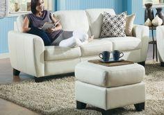 Leather Sofas San Diego, Modern Leather Sofa
