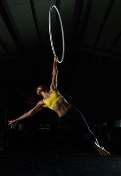 Aerial hoop mulawear 뮬라웨어 에어리얼후프