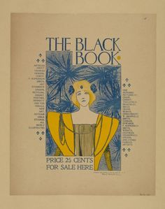 The Black Book, from the NYPL Digital Gallery.