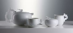 landscape tableware: patricia urquiola for rosenthal Andrade