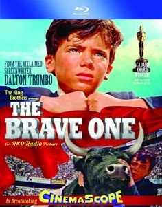 The Brave One - Blu-Ray (Olive Films Region A) Release Date: April 26, 2016 (Amazon U.S.)