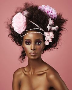 black women models with short hair Curly Hair Styles, Natural Hair Styles, Natural Beauty, Brown Skin, Dark Skin, Beauty Shoot, Hair Beauty, Black Girl Magic, Black Girls