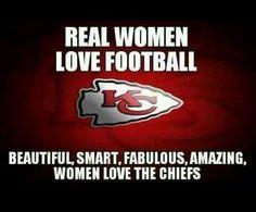 amazing women love the KC Chiefs! Nfl Football Teams, Best Football Team, Sports Teams, Football Season, Football Decor, Football Stuff, Football Baby, Football Memes, Kansas City Chiefs Football