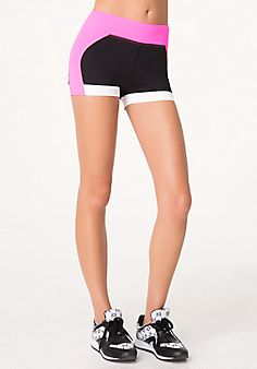 Colorblock Shorts