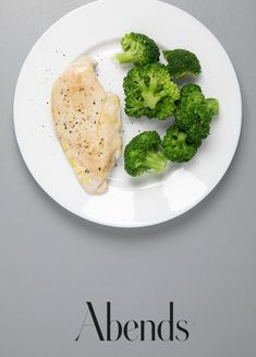 Hühnchen mit Brokkoli 7 Tage Detox Plan, Clean Eating, Sprouts, Broccoli, Good Food, Low Carb, Diet, How To Plan, Vegetables