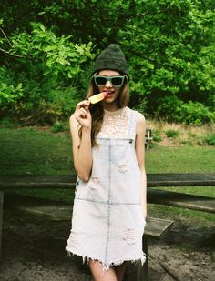 urbanoutfitters: The High Summer Lookbook / Photography by Angelo Pennetta