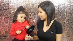 OMG que Ternura💗 Mami e Hija maquillándose .. Quien lo vio? #teamJH #makeup #followback #beauty