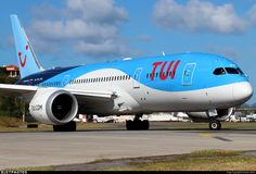 PH-TFK. Boeing 787-8 Dreamliner. JetPhotos.com is the biggest database of aviation photographs with over 3 million screened photos online! Holiday Flights, Boeing 787 8, Cargo Airlines, Photo Online, Photographs, Photos, Airplanes, Aviation, Finance